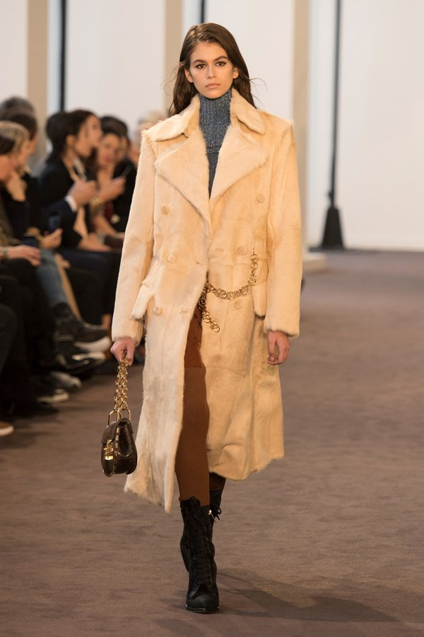 Chloe Fall 2018 Runway collection